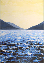 Load image into Gallery viewer, Lough Corrib South Lake Original Painting by Orfhlaith Egan | A Soft Day