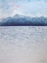 Load image into Gallery viewer, Blue Mountain Lake Giclee Print by Orfhlaith Egan. Various Sizes available at A Soft Day