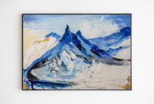 Load image into Gallery viewer, The Matterhorn Art Print by Orfhlaith Egan | A Soft Day