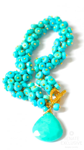"Handmade Jewelry: Luxurious Mexican Nacozari Turquoise Bracelet ""Mexican Style""- PRE-ORDER!"