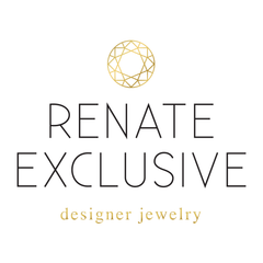 "Green Amethyst CZ Hoop Earrings ""Penelope"" - Handmade Jewelry - Renate Exclusive - 5"