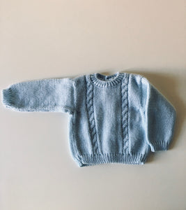 Spring/summer baby sweater - made by order
