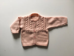 Spring/summer baby Cardigan - made by order