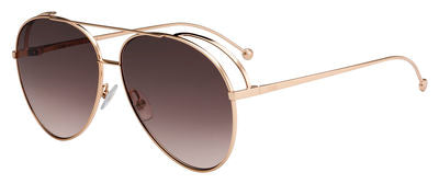 FENDI - FF 0286-S - WINNERS OPTICAL INC
