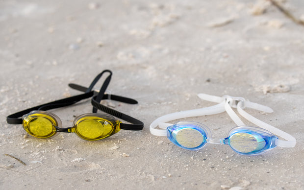 BROOKE BENNETT COLLECTION GOGGLES | BLUE/FROST