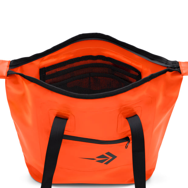 WATERPROOF HOLD ALL TOTE BAG | 5 COLORS