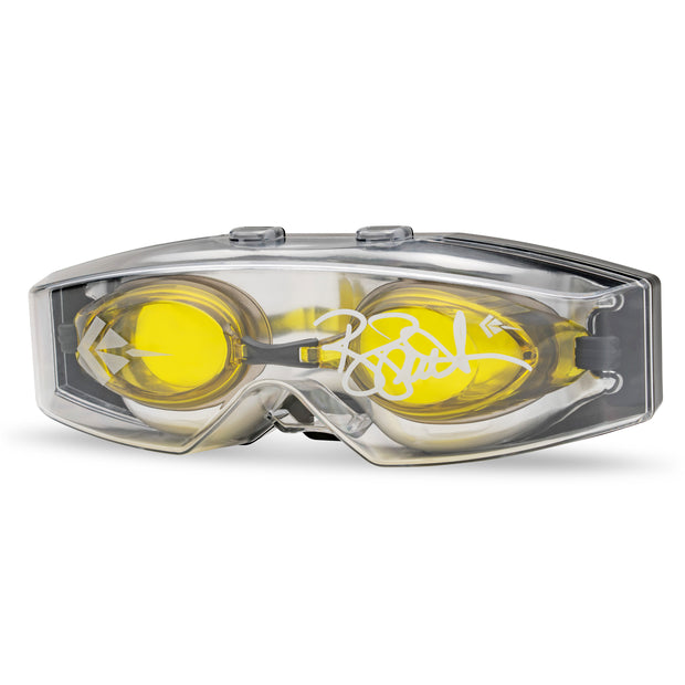 BROOKE BENNETT COLLECTION GOGGLES | YELLOW/BLACK