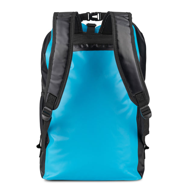 30L WATERPROOF BACKPACK | AQUA BLUE