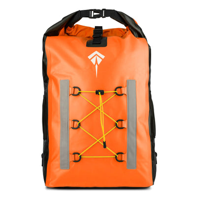 30L WATERPROOF BACKPACK | ORANGE