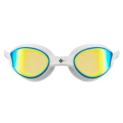 STINGRAY MANTA 1.0 SWIMMING GOGGLES | WHITE/BLUE