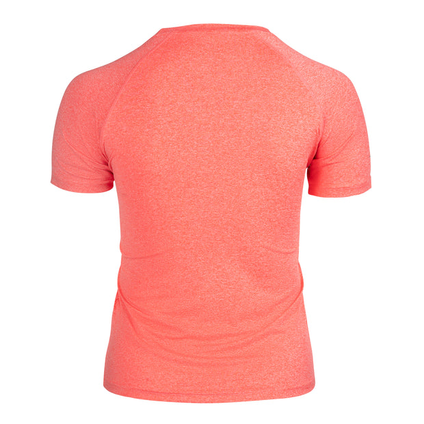 WOMEN'S TECH T-SHIRT | CORAL