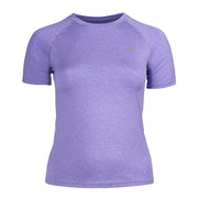 WOMEN'S TECH T-SHIRT | PURPLE