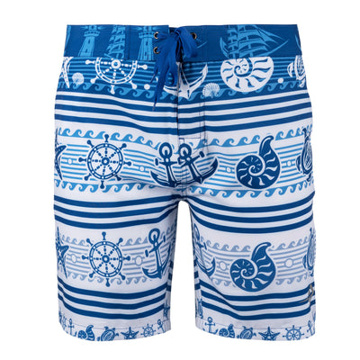 SHELL KEY BOARD SHORTS