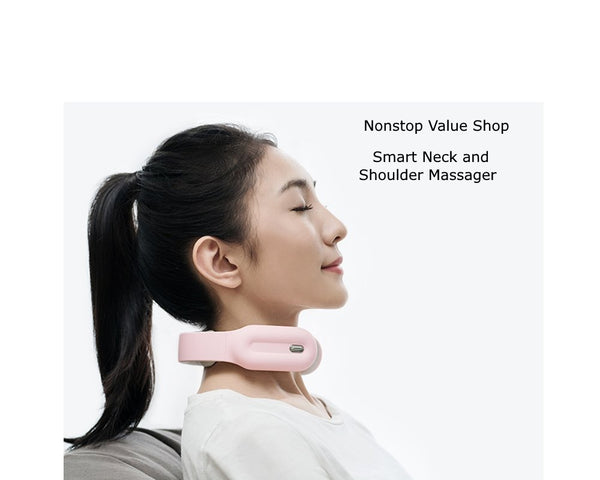 Medbilt Electronic Neck and Shoulder Pain Relief Massager - nonstop value shop