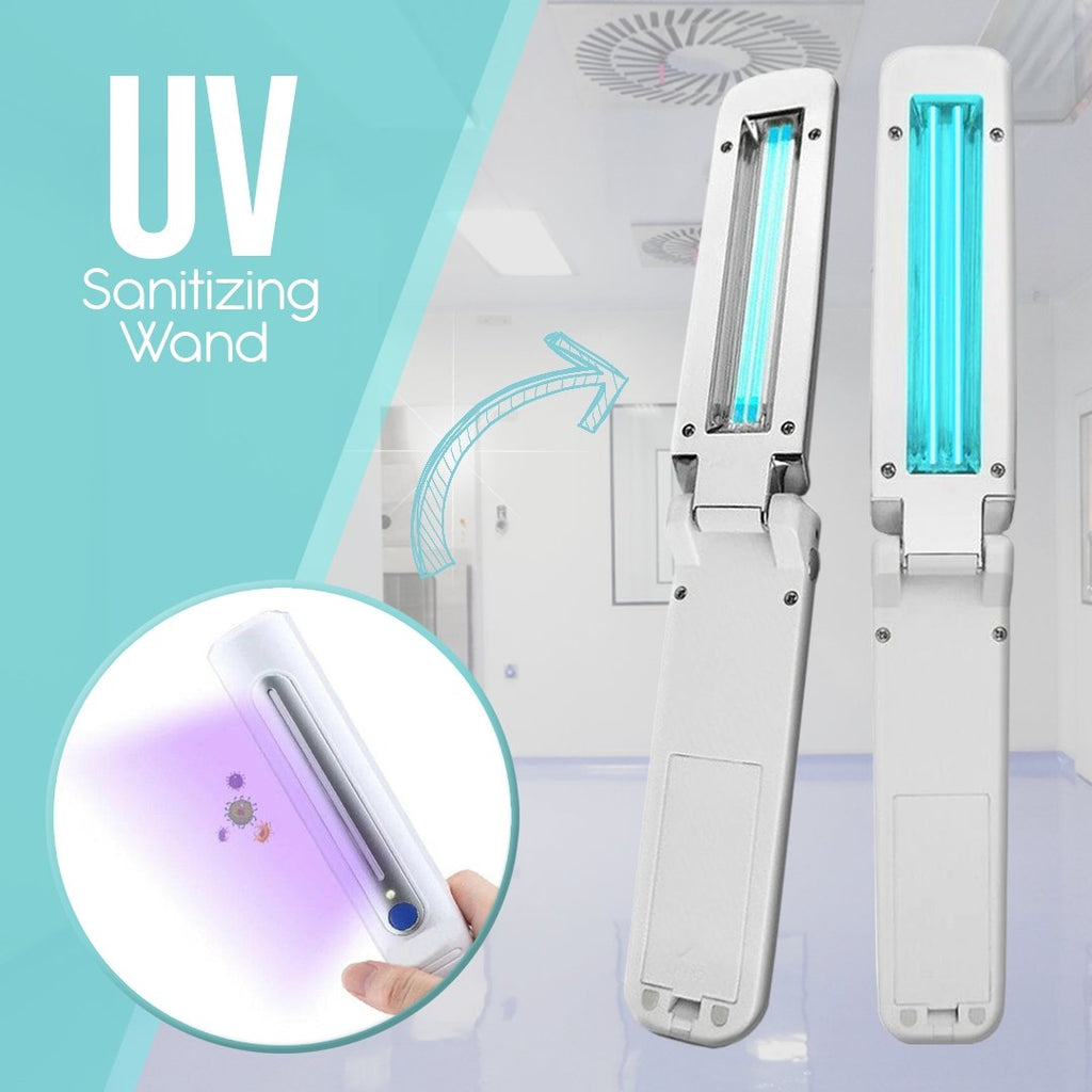 UV Light Sanitizing Wand Portable Disinfectant - nonstop value shop
