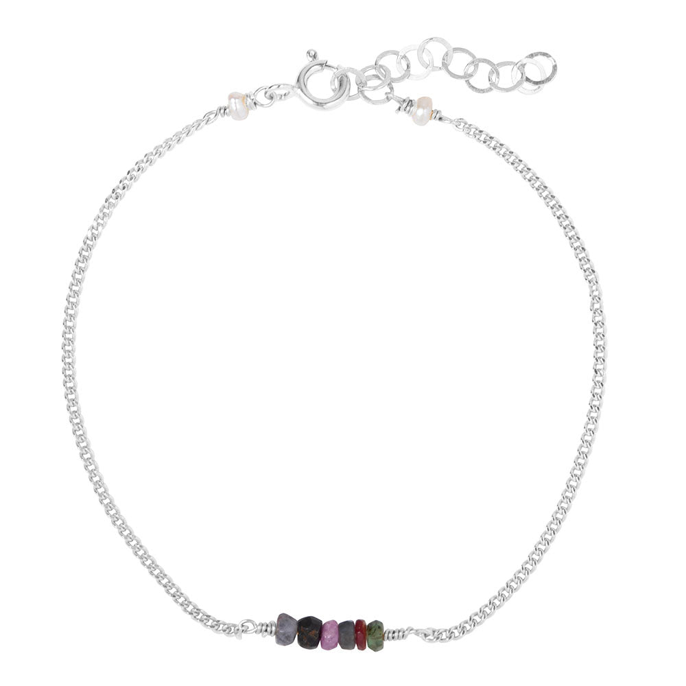 925 sterling zilver armband  |  LouLou