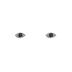 925 sterling zilver oorstekers  |  Eye