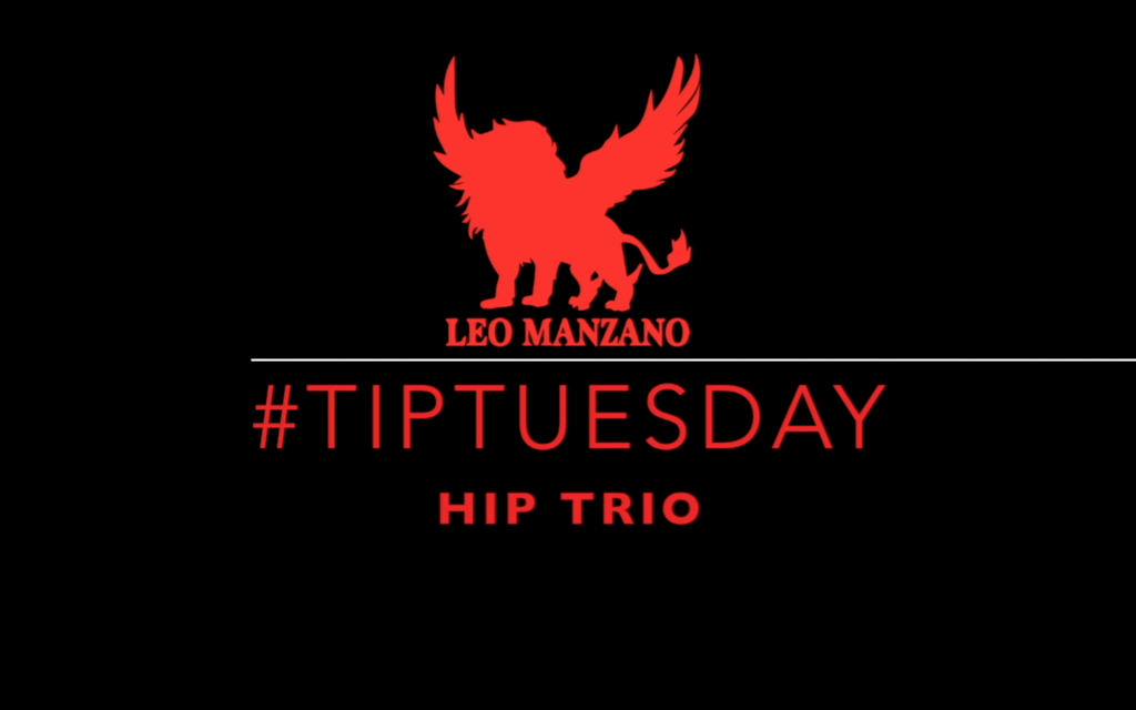 "TipTuesday ""Hip Trio"" 1.31.17"