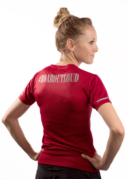 Women's Reflective - Short Sleeve Top