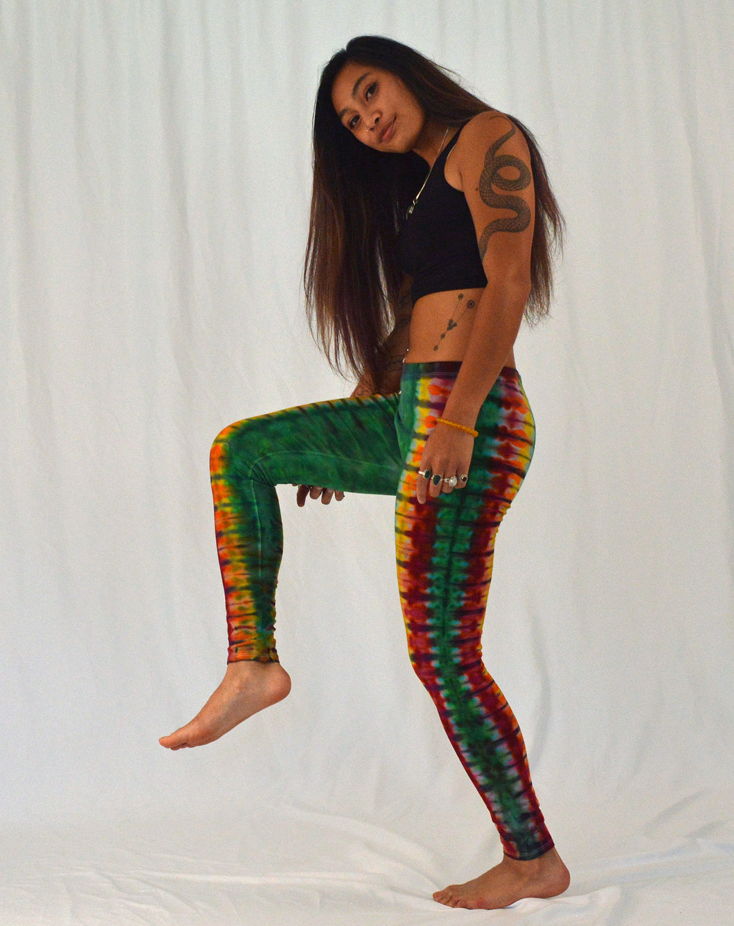 Leggings | Rasta Rally