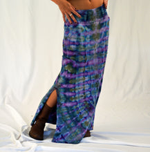 Load image into Gallery viewer, Original Wanderer Maxi Skirt | Lavender + Sage