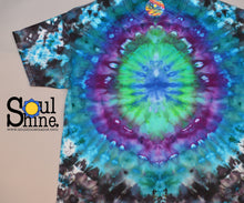 Load image into Gallery viewer, Soul Shine OOAK Tie Dye Tee Shirt - XL Extra Large