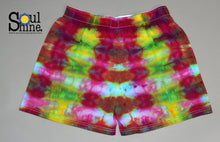 Load image into Gallery viewer, Tie Dye Boxer Shorts | Psychedelic Sunrise