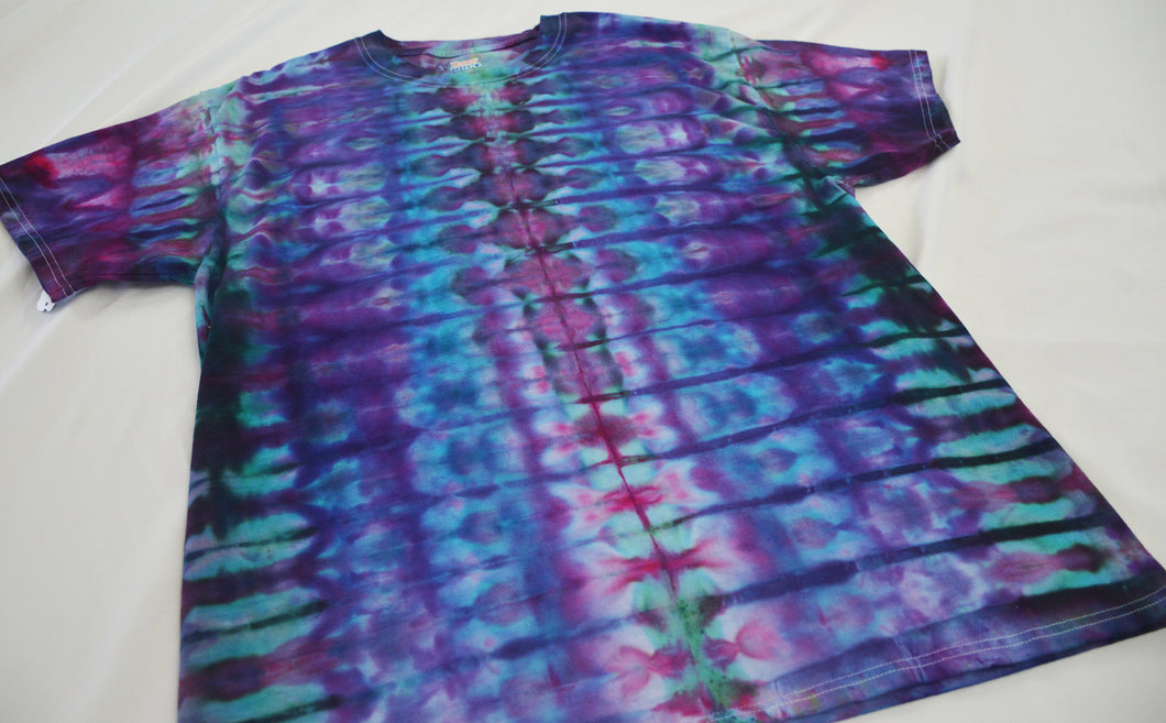 Tee | Purple and Blue Acid Trip