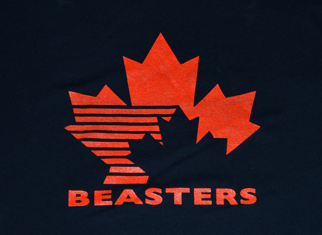 Tim's Tees | Beasters Canadian Hockey Tee