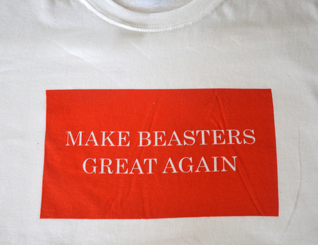 Tim's Tees | Make Beasters Great Again Trump Tee