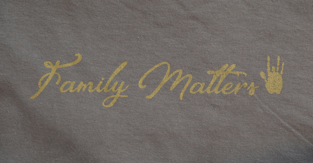 Tim's Tees | Family Matters