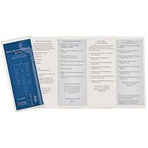 Brochures - (Pack of 25)