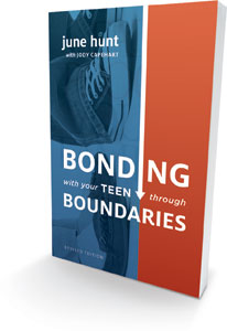 Bonding With Your Teen Through Boundaries, Revised Ed.