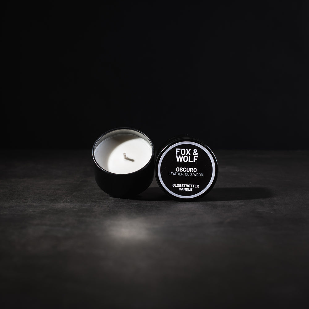 OSCURO GLOBETROTTER CANDLE