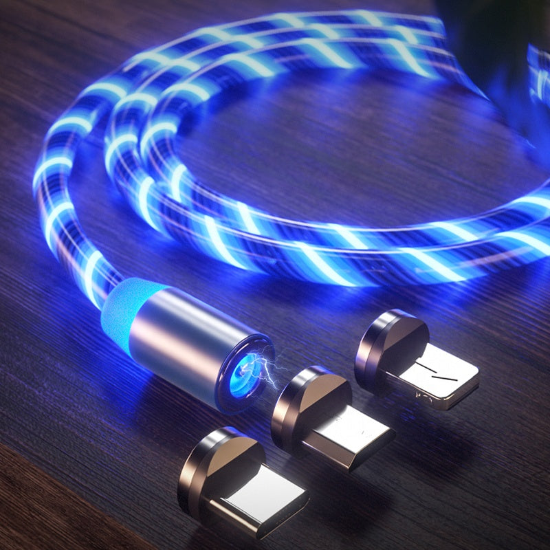 LED USB Cable 3 in 1 - PlusCenter.co.uk