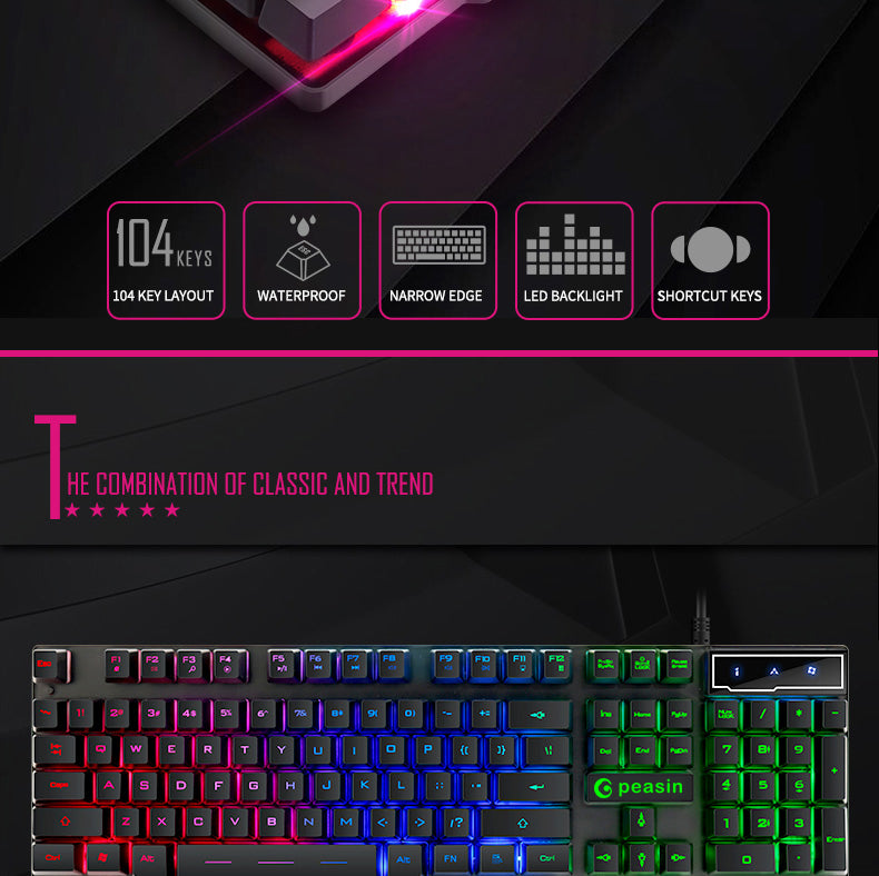 Gaming Keyboard G600 - PlusCenter.co.uk