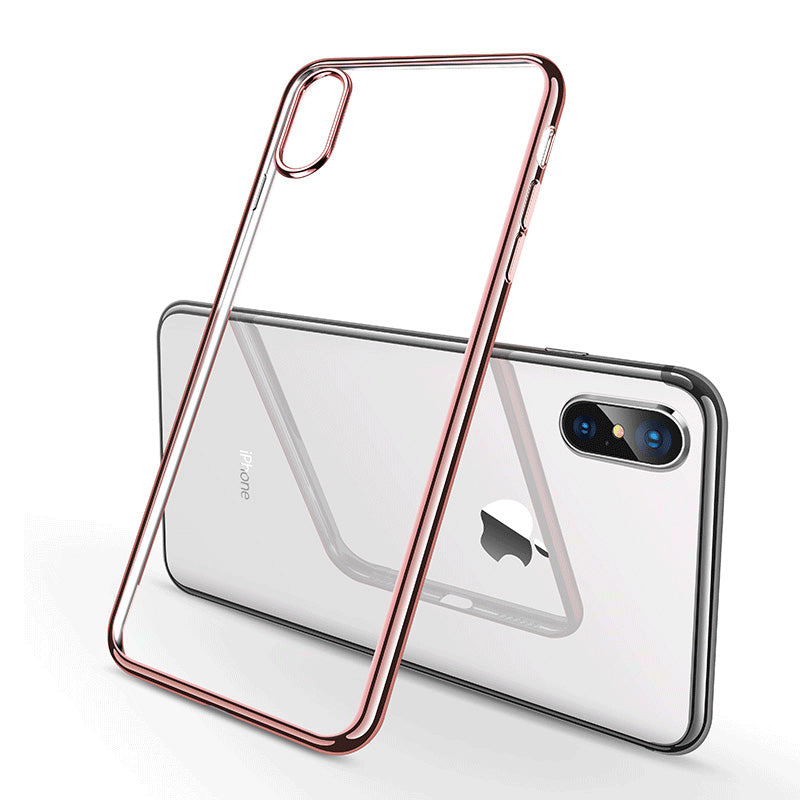 Case - Electroplated Bumper for iPhone - PlusCenter.co.uk