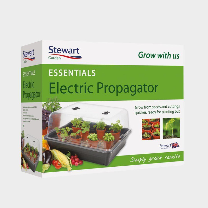 STEWART GARDEN - Essentials Electric Propagator