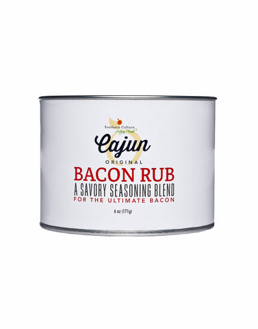 Cajun Bacon Rub (Backordered) Ships  Dec 10th