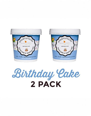 Birthday Cake 2 Pack