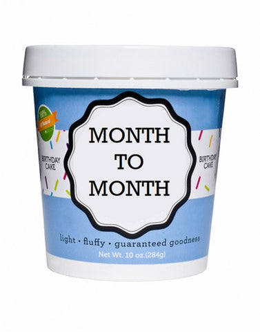 Month to Month Subscription