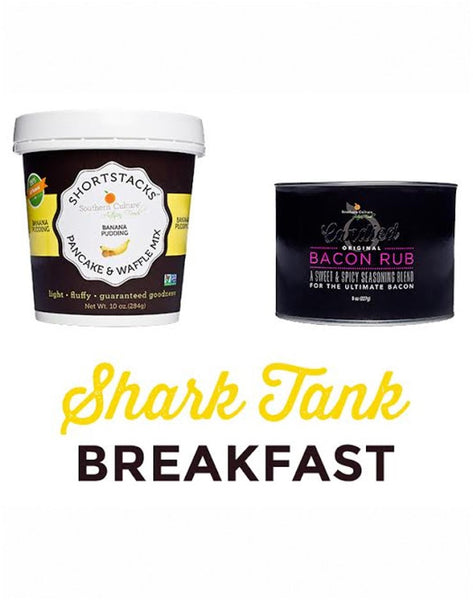 Shark Tank Breakfast