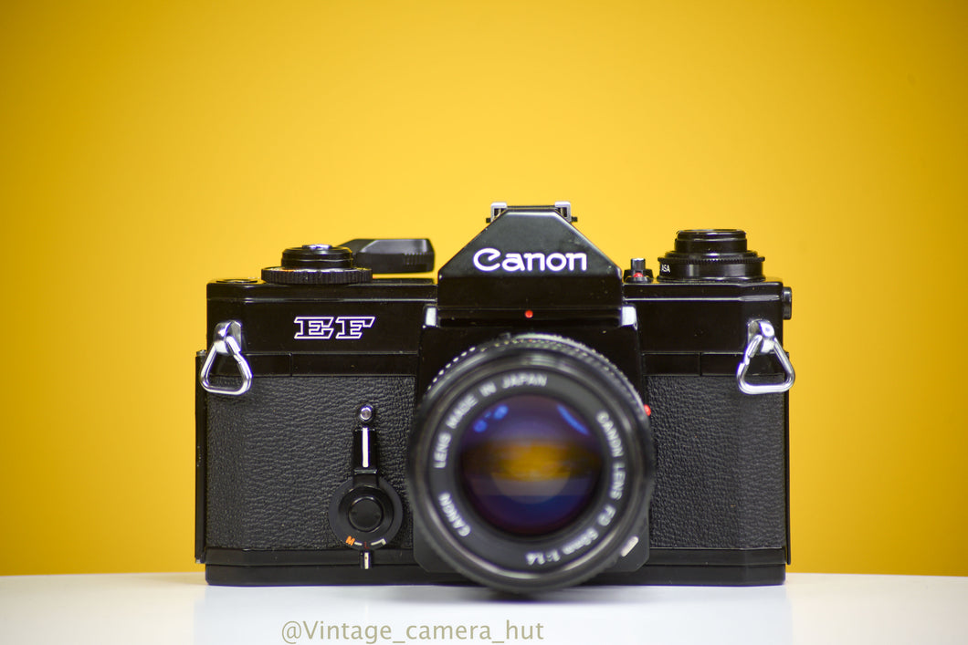 canon ef film camera