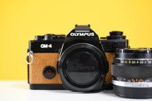Load image into Gallery viewer, Olympus OM4 35mm Film Camera with Zuiko 50mm f/1.4 Prime Lens