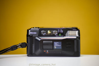 ricoh ff-70d point and shoot