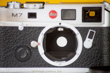 Load image into Gallery viewer, Leica M7 35mm Film Camera Rangefinder Body