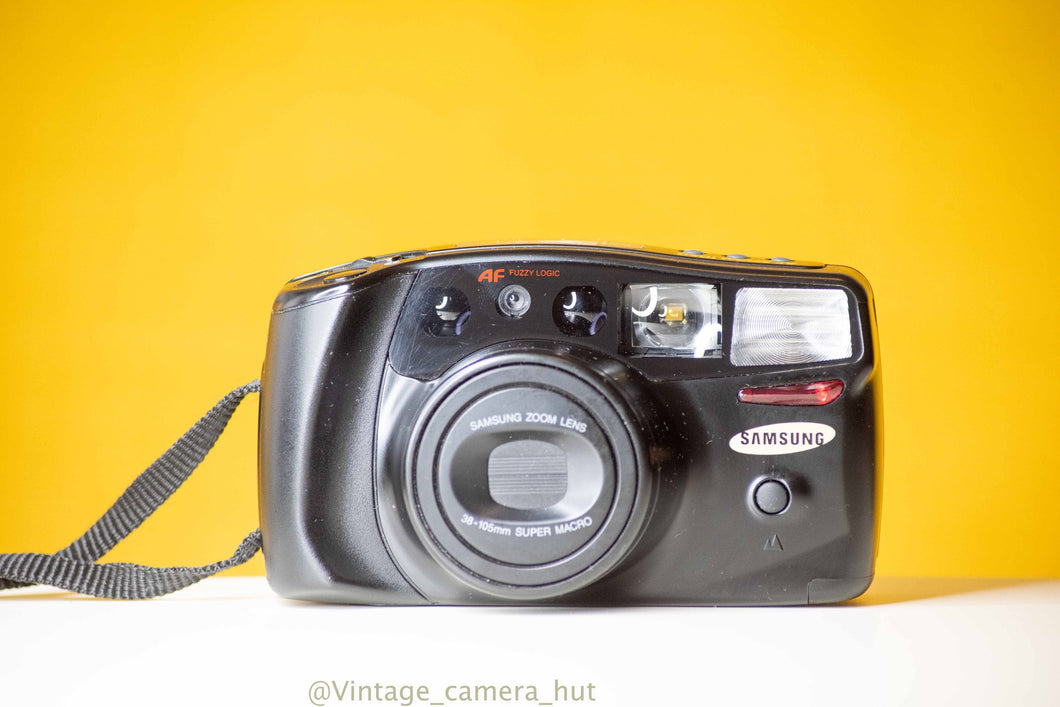 Samsung AF Zoom 1050 Vintage 35mm Film Camera