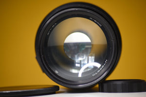 Canon Mount 3M-5A MTO 500mm Mirror Vintage Lens Made In USSR with Original Leather Case
