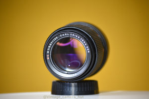 Carl Zeiss Jena DDR MC S 135mm f/3.5 Lens M42 Mount
