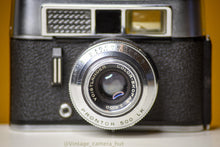 Load image into Gallery viewer, Voigtlander Vito CL Vintage 35mm Film Camera with Leather Case